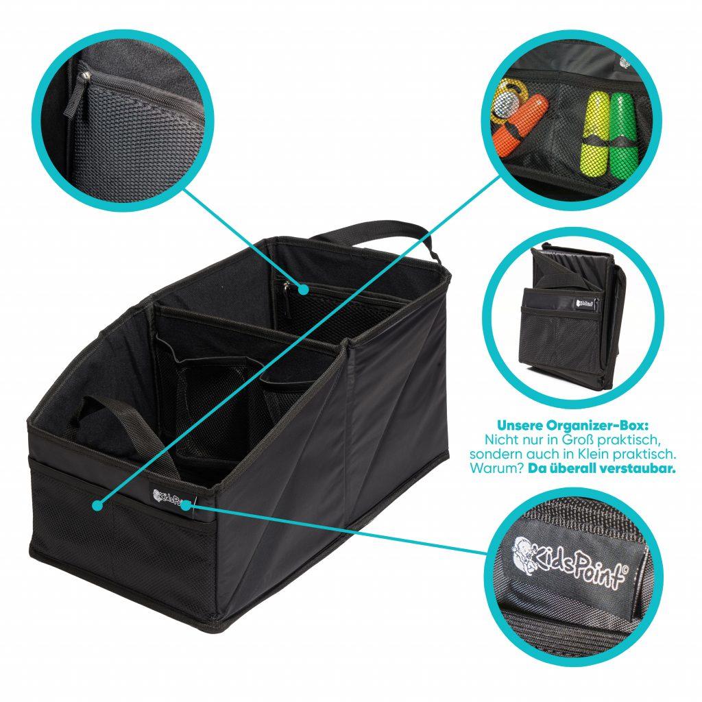 2642 Product scaled - KidsPoint Auto Organizer Box