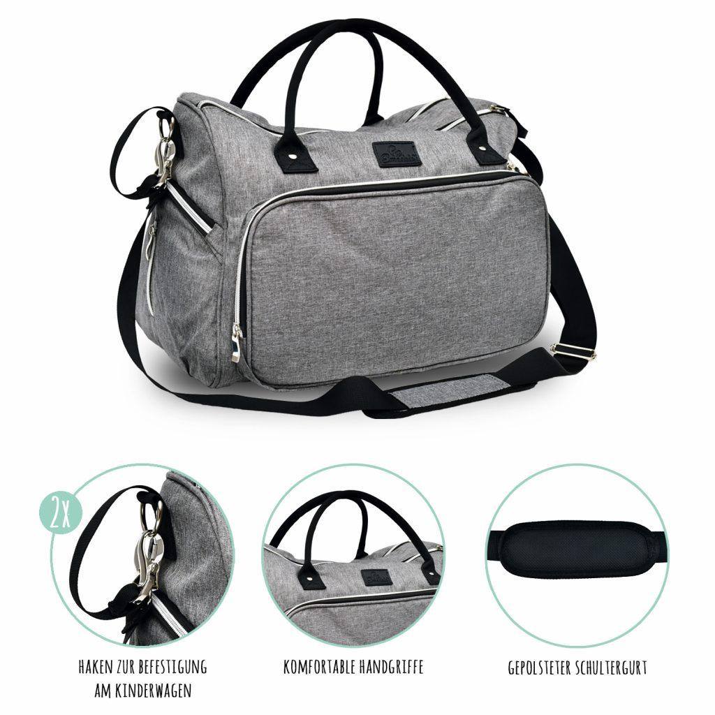 3470 Product - Emadele Premium Wickeltasche
