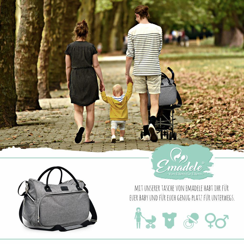 3473 Product - Emadele Premium Wickeltasche