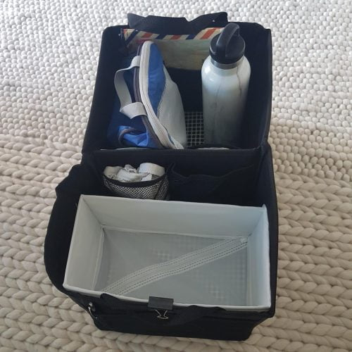 KidsPoint Auto Organizer Box photo review